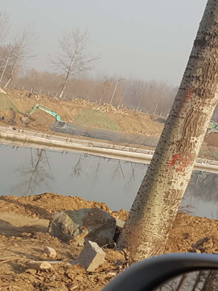 环标-东北项目施工